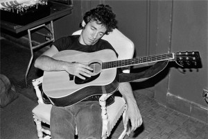 Springsteen-Asleep W Guitar